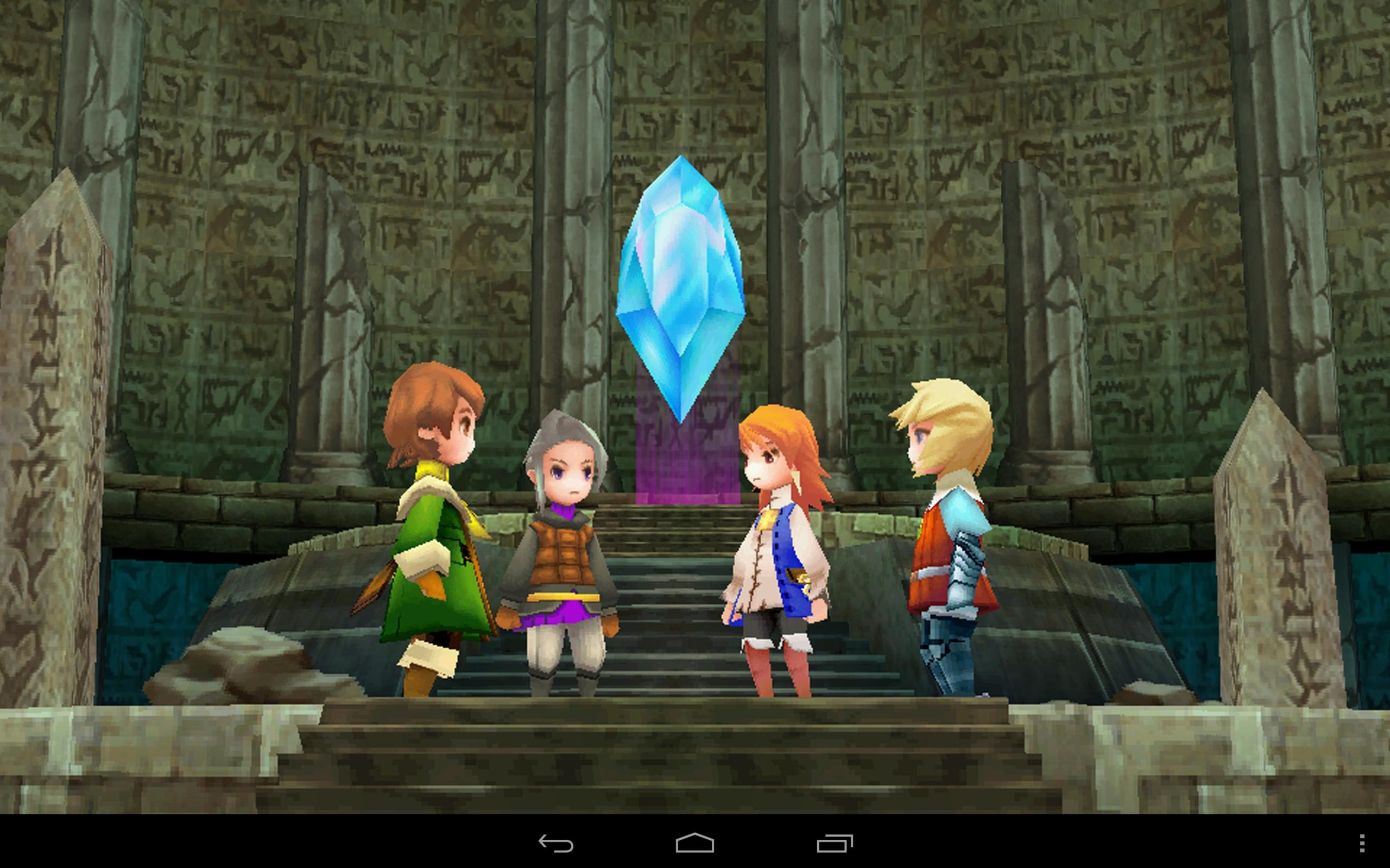 final fantasy 3 для андроид скачать