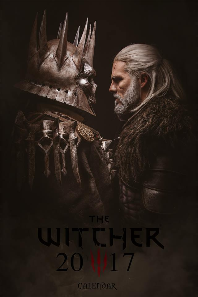 cosplay calendar witcher The