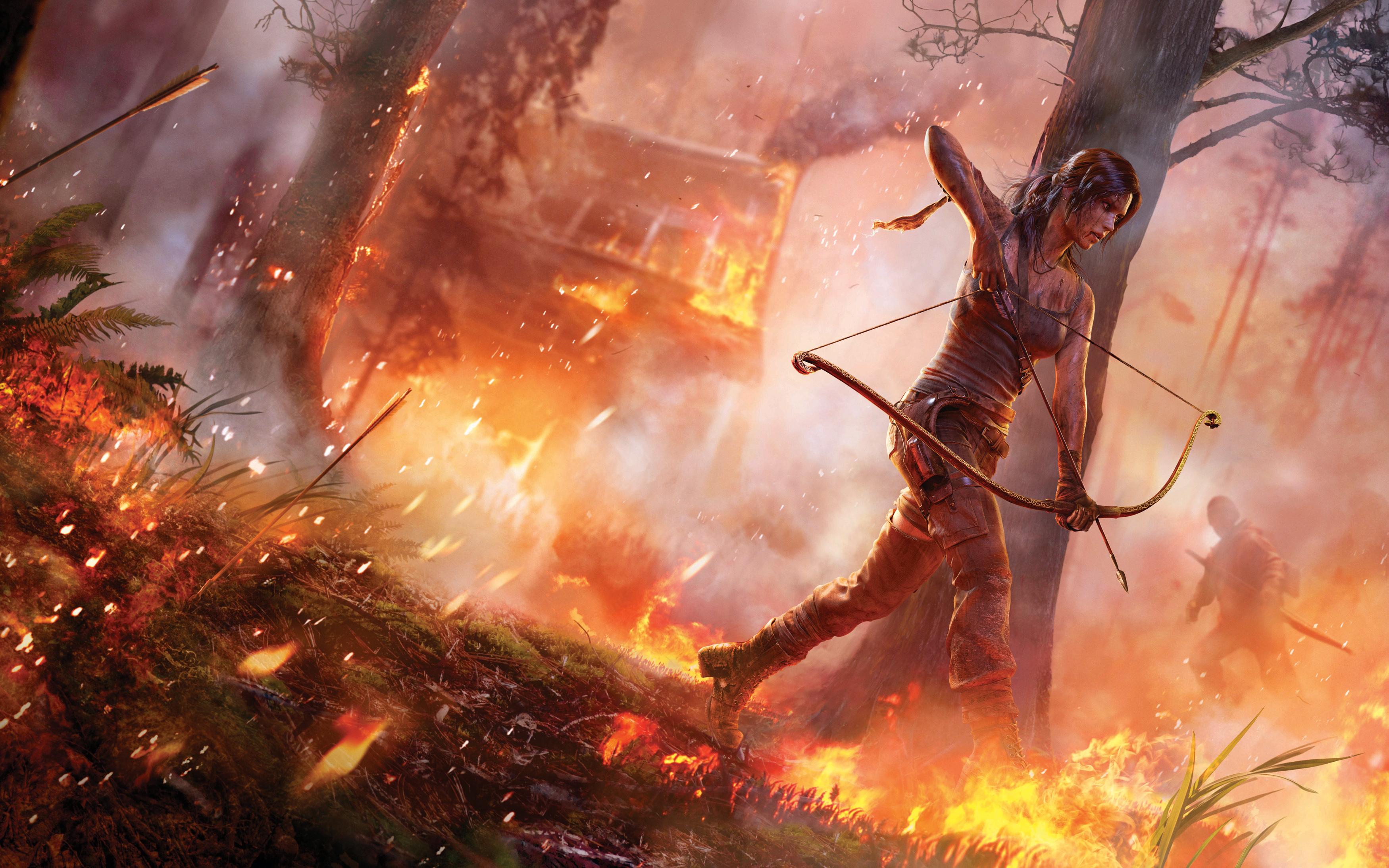 Square Enix подтвердила Tomb Raider для новых консолей